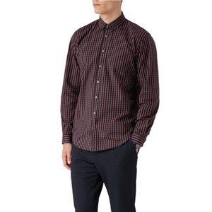 Frank & Oak   Branford Gingham Shirt Button Down